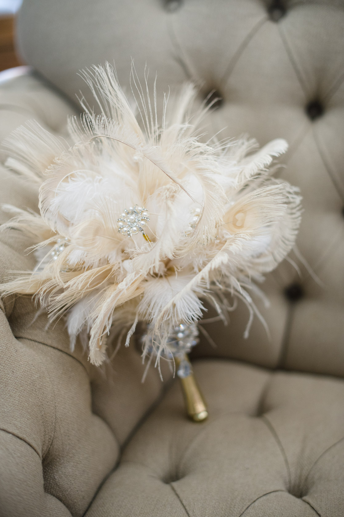 Ideas about feather bouquet on pinterest weddings